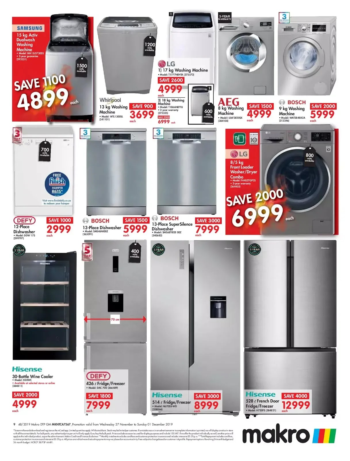 Updated 2019 Makro Black Friday 5 Deals Revealed Up To 80 Off