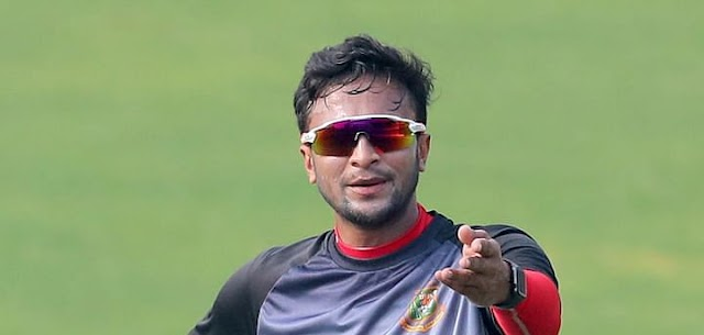 Emergency meeting from the board, Shakib is returning to Dhaka late at night