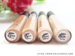 Review ALTHEA Flawless Creamy Concealer