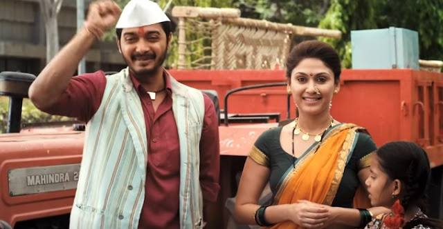Shreyas Talpade and Manjari Phadnis in Wah Taj, Directed by Ajit Sinha
