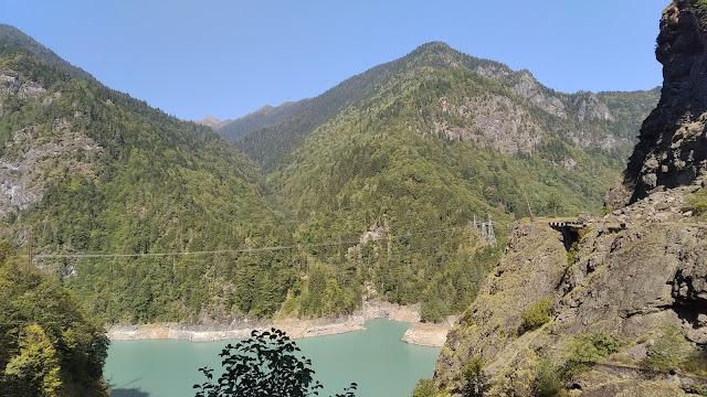 водохранилище Джвари