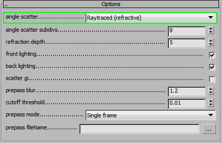 gach bong-jd2 Vật liệu V-Ray FastSSS2 (Phần 3)