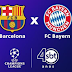SBT transmite Barcelona e FC Bayern pela Champions League nesta quarta