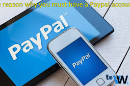 Reason Why You Must Have a Paypal Account