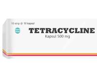 Tetracycline - Kegunaan, Dosis, Efek Samping