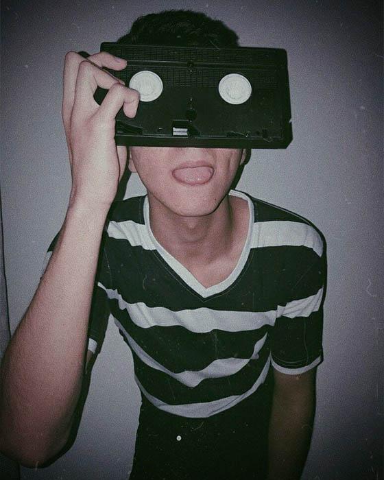 foto tumblr sin mostrar la cara hombre vintage