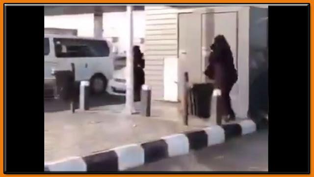 قاذف بنات نجران يثير جدلآ بفيديو خادش للحياء