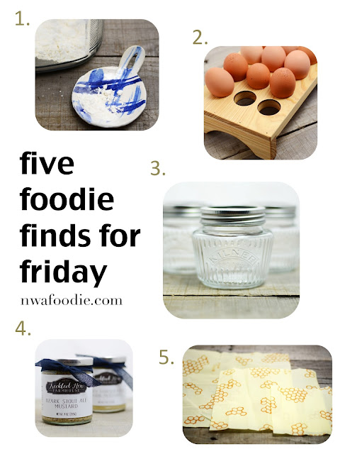 Five foodie finds for Friday Freckled Hen Farmhouse June 3 2016 (c)nwafoodie