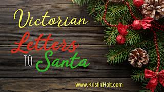 Kristin Holt | Victorian Letters to Santa