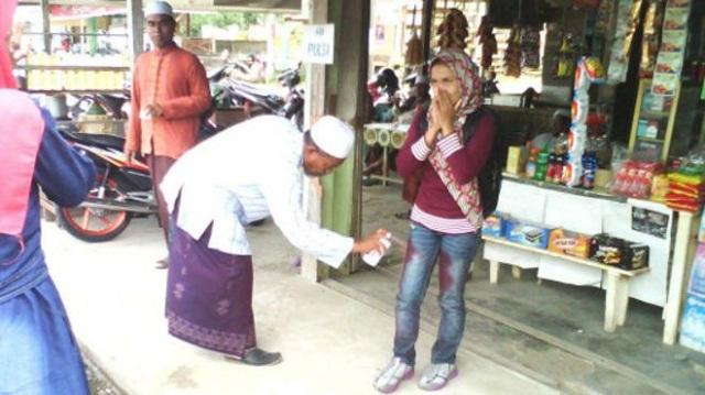 penegakan syariat islam di aceh