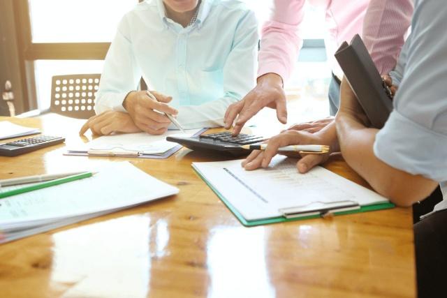 Melengkapi persyaratan pinjaman modal usaha kecil