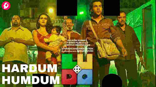 Hardum Humdum Lyrics - Arijit Singh [LUDO]