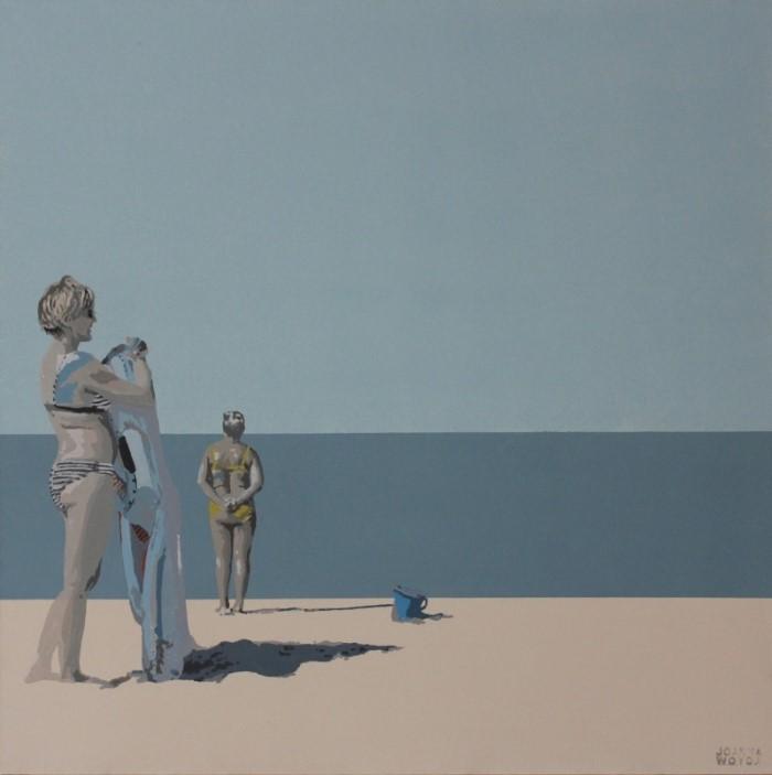 Молодой польский художник