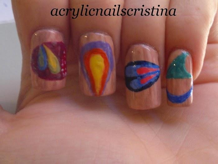 Acrylic Nails Cristina