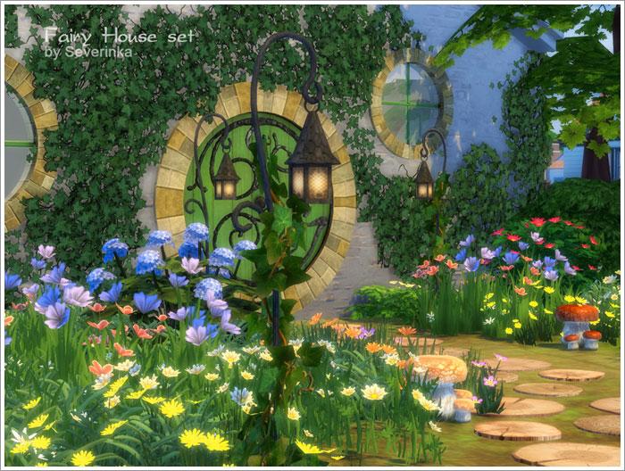 ของเสริม The Sims 4 ของเสริมสวยๆ