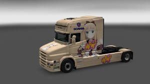 Kyoko Toshino Skin for Scania T
