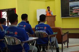 Siaga Daerah Rawan Bencana Indocement Gelar Pelatihan K3