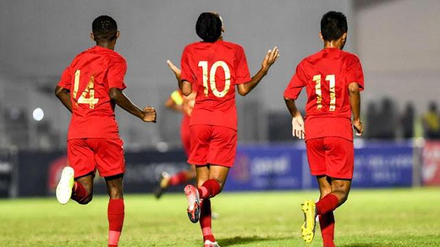 Jadwal Bola Indonesia: TIMNAS INDONESIA U-16 LOLOS KE PUTARAN FINAL PIALA ASIA 2020
