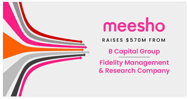 Meesho: Reselling Products