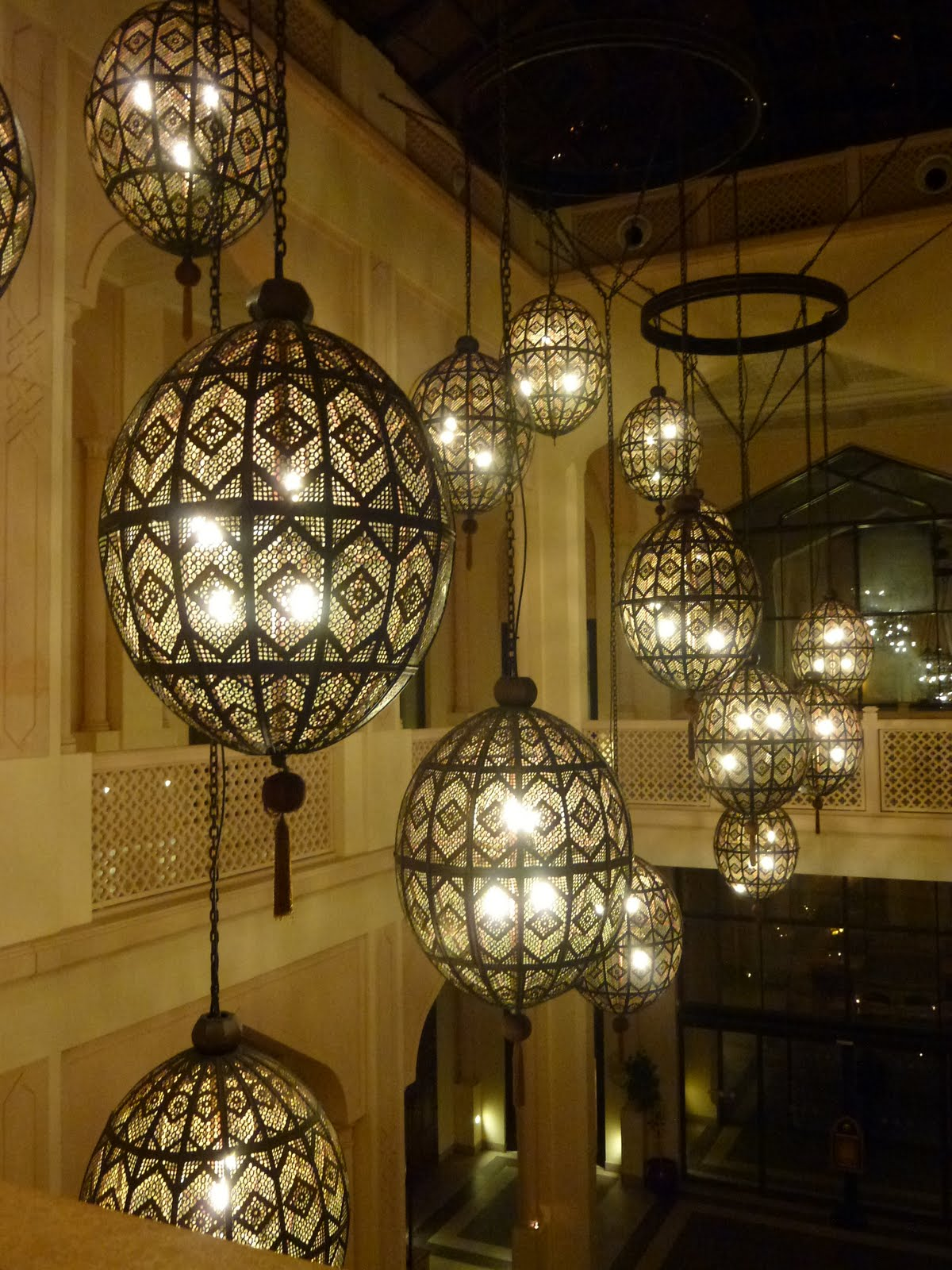 Moroccan Lantern Pendant Light