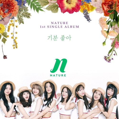 NATURE – Girls and Flowers – 1st Single Album (FLAC + ITUNES MATCH AAC M4A)