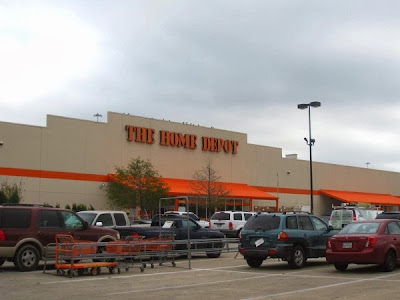 Private Officer Breaking News Texas Home Depot Customer