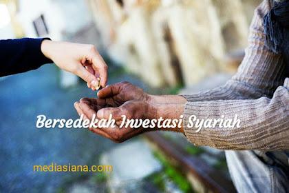 Bersedekah Dengan Menjadi Peserta Asuransi Syariah