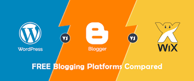 WordPress Vs Blogger Pros and Cons - What's the Difference?