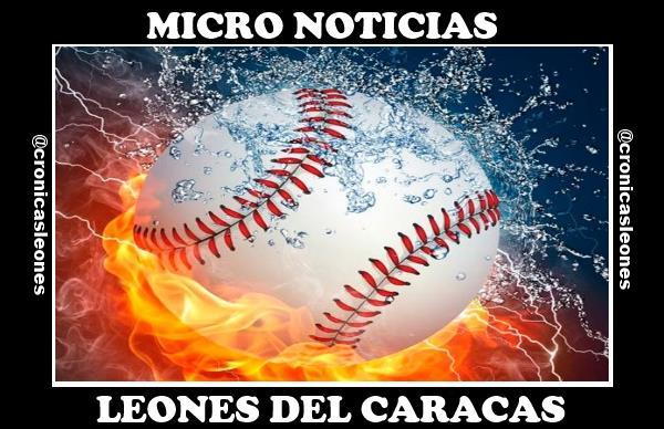Micro Notas - Entrevista a Luis Avila y Armando Rodriguez nuevo pitcher.