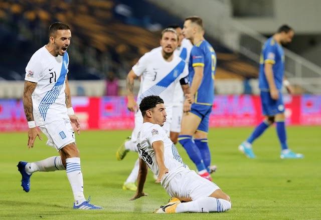 Ακούστε πώς μετέδωσε τα γκολ του Κόσοβο-Ελλάδα το Sportsnewsgreece