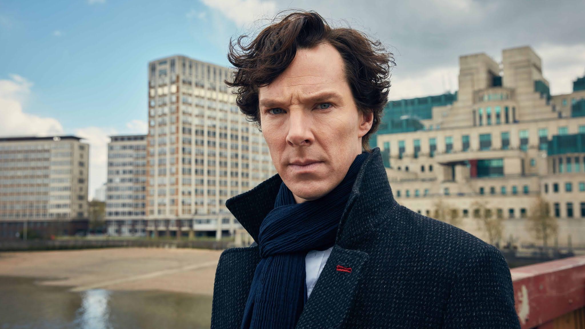 Benedict Cumberbatch Handsome