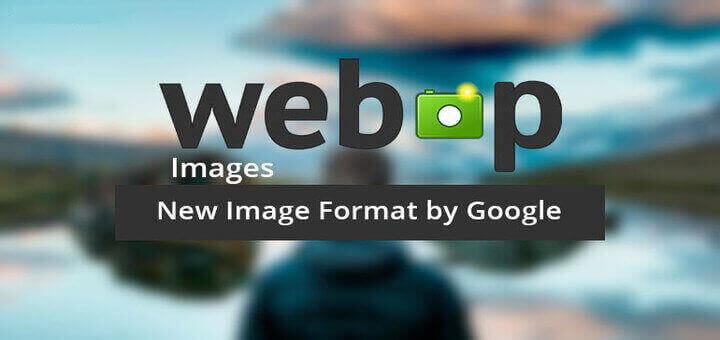 Benifits of WebP Image Format?