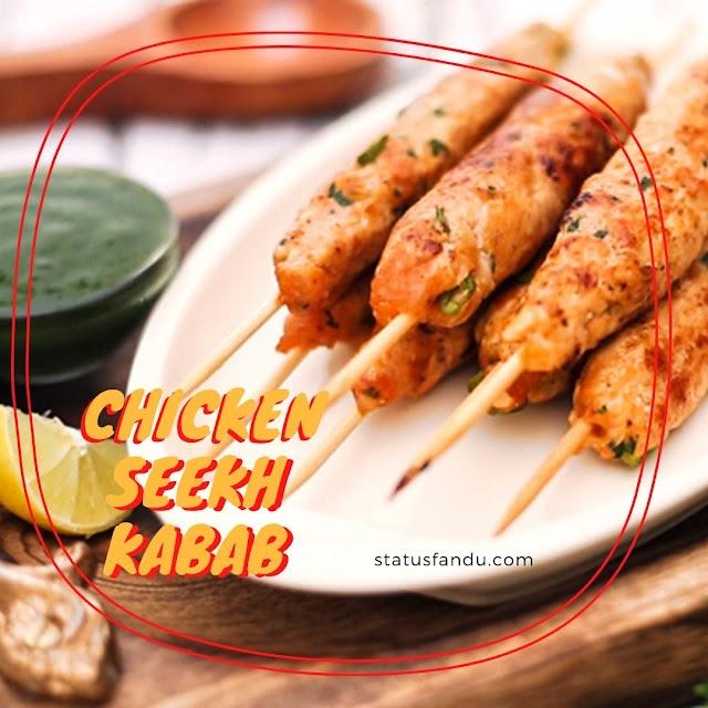 How to Make Chicken Seekh Kebabs