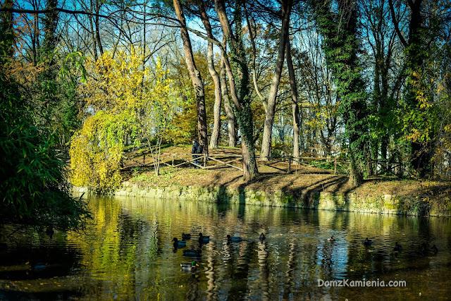 Parco Bucci Faenza Dom z Kamienia