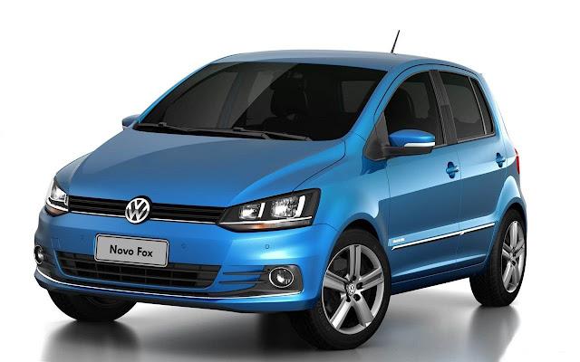 Volkswagen Fox 2017: fotos, informações e preços