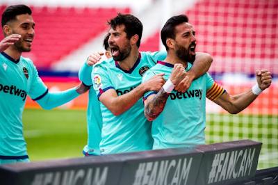 Un gol robado a Morales