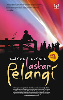 Novel Laskar Pelangi Bag 11(Langit Ketujuh)