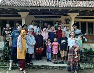 Keanekaragaman Suku, Bangsa dan Agama Dalam Keluarga Besarku