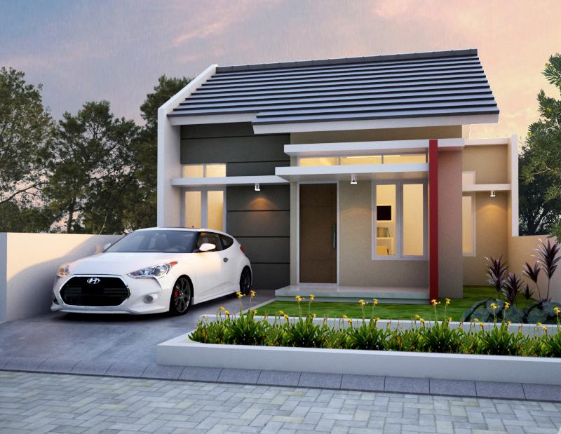 Desain Dan Denah Rumah Minimalis Dengan Ukuran 5 X 12 Ada Loteng Untuk Cuci Dan Jemur Baju Homeshabby Com Design Home Plans Home Decorating And Interior Design