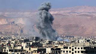 الغارات الجوية للنظام تقتل تسعة مدنيين في حلب السوري