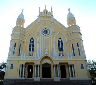 Igreja Matriz São João Batista, Nova Prata