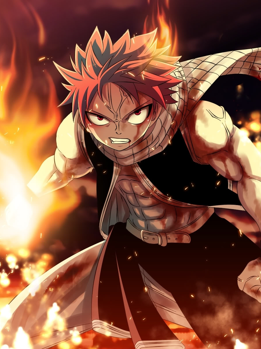 Fairy tail mobile wallpaper - Free Mobile Wallpaper