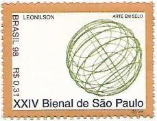 Selo Arte de José Leonilson