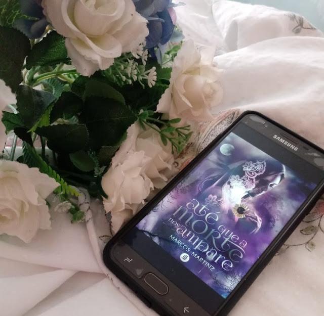 Foto autoral do Garotas Devorando Livros - Até que a morte nos ampare