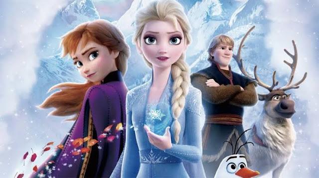 filme Frozen