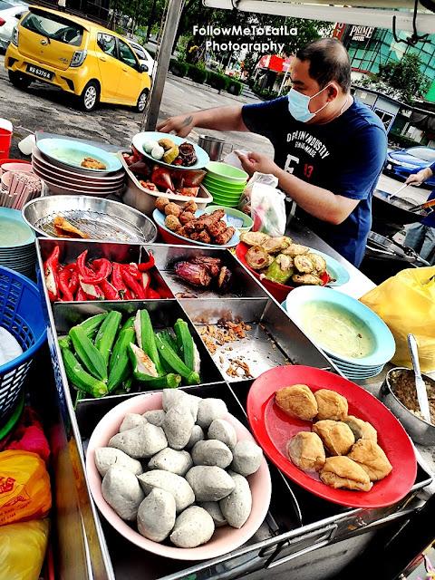 BEST YONG TAU FOO IN TOWN AT PENG KEE YONG TAU FOO Imbi Road Kuala Lumpur