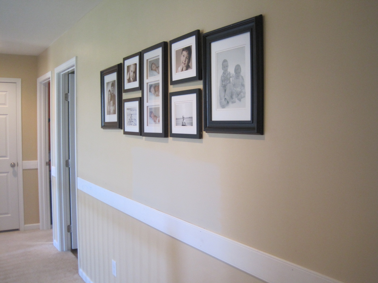 Commercial Chair Rail High That Turns Into A Designed To Dwell Tips For Installing Wainscoting