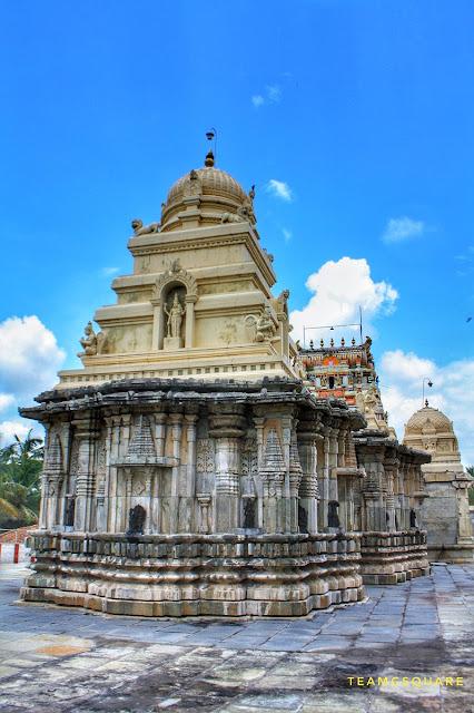 Sri Keshava Temple, Grama