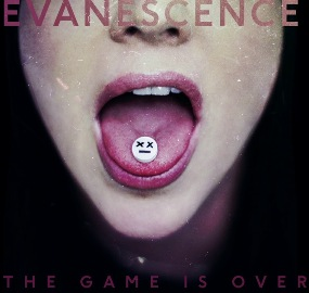 The Game Is Over Lyrics - Evanescence