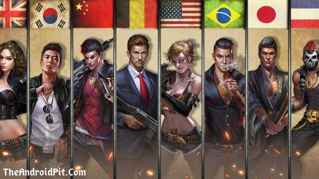 Mafia City Mod Apk Unlimited Gems